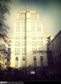 Senate House - the venue